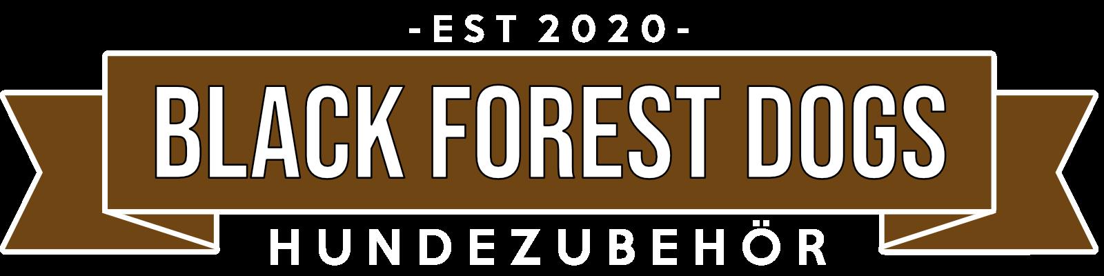 Black Forest Dogs-Logo